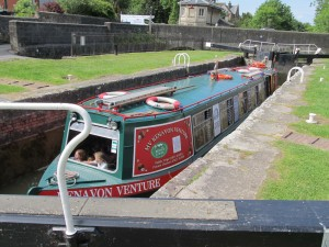 KV in top lock