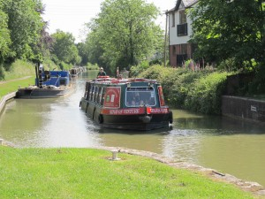 KV Approaching top lock