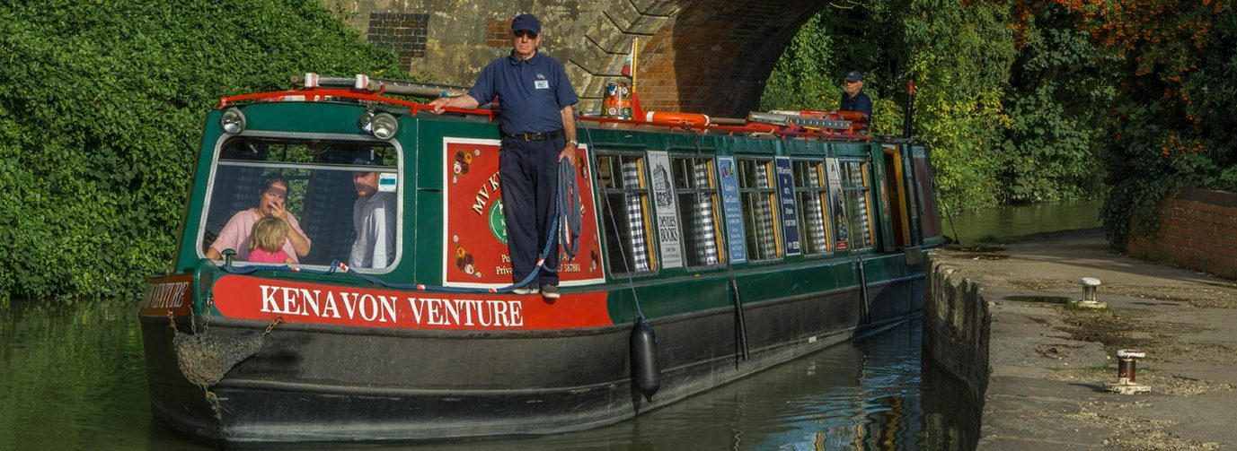 Kenavon Venture Boat Trips